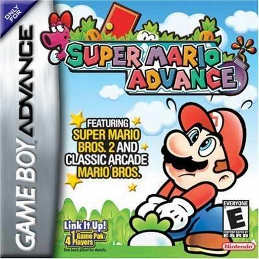 Mario Advanced - Mario Bros. 2 + Mario Classic