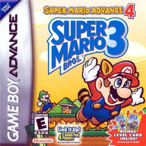 super mario advanced 4 - super mario bros 3