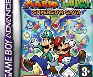 mario and luigi superstarsaga